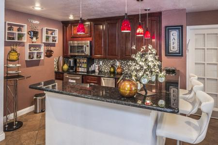 Coffee Cafe | Landmark at Avery Place Apartment Homes Tampa, FL