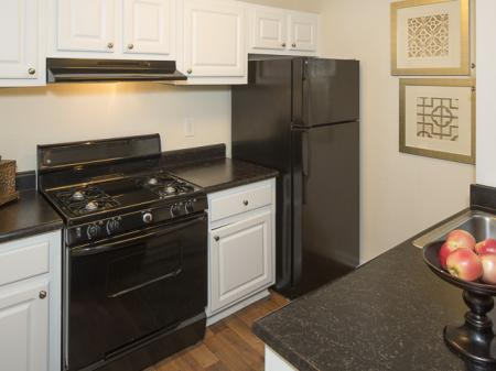 Kitchen | Landmark at Bella Vista Apartment Homes Duluth, GA