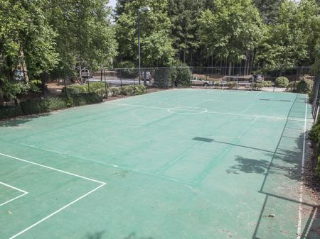 Sports Court | Landmark at Bella Vista Apartment Homes Duluth, GA