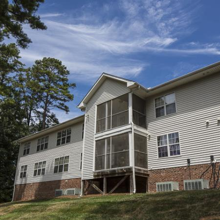 Apartment Building | Caveness Farms Apartment Homes Wake Forest, NC