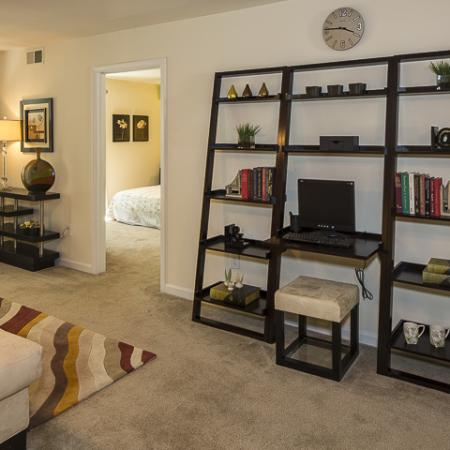 Office Space | Caveness Farms Apartment Homes Wake Forest, NC