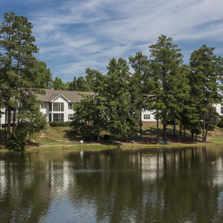 Apartments on the Lake | Caveness Farms Apartment Homes