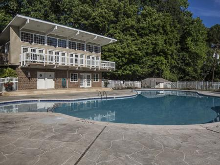 Swimming Pool | Arbor Reserve Apartment Homes Raleigh, NC