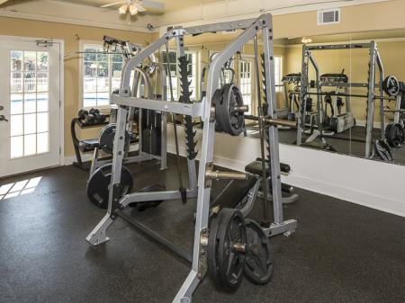 Resident Gym | Grand Arbor Reserve Apartment Homes Raleigh, NC