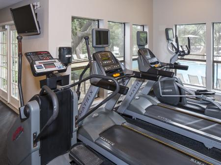 Fitness Center | Landmark at Barton Creek Apartment Homes in Austin, TX