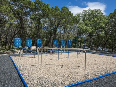 Children's Playground | Landmark at Barton Creek Apartment Homes in Austin, TX