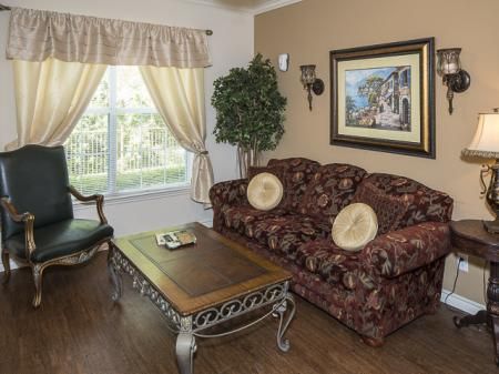 Bella Ruscello Apartments in Duncanville, TX | Living Room