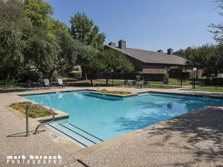 Swimming Pool | Landmark at Collin Creek Apartment Homes in Plano, TX