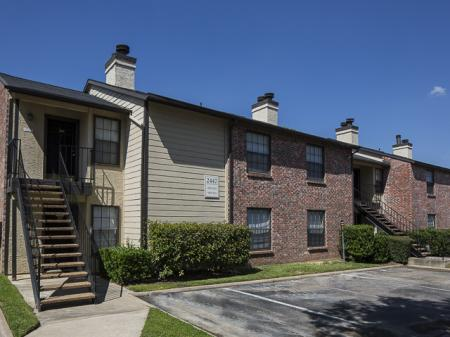 Building Exteriors | Kensington Station Apartment Homes in Bedford, TX