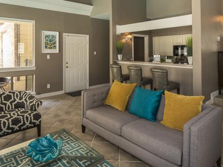 Clubhouse | Kensington Station Apartment Homes in Bedford, TX