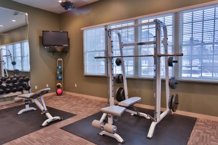 The Manor of Arborwalk | Apartments for Rent in Lee's Summit, Mo |Fitness Center