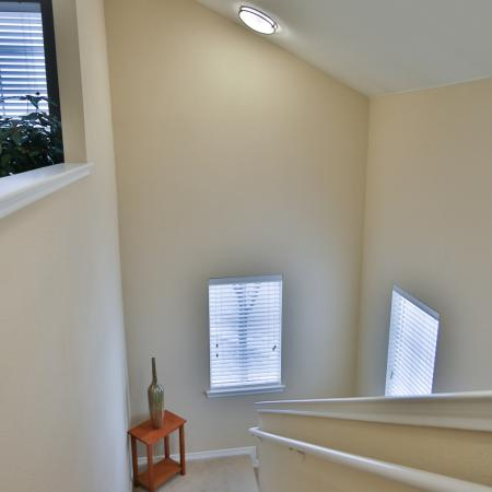 The Manor of Arborwalk | Apartments for Rent in Lee's Summit, Mo | Stairway