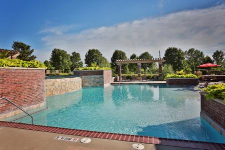 The Manor of Arborwalk | Apartments for Rent in Lee's Summit, Mo | Pool Deck