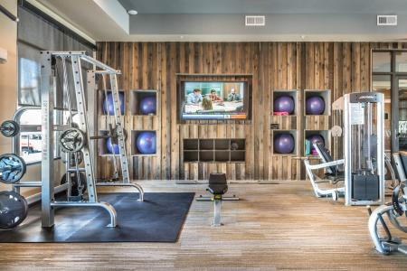 The Nexus Lakeside | Apartments for Rent in Flower Mound, TX | Fitness Center