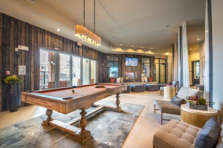 The Nexus Lakeside | Apartments for Rent in Flower Mound, TX | Game Room