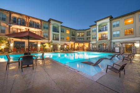 The Nexus Lakeside | Apartments for Rent in Flower Mound, TX | Swimming Pool