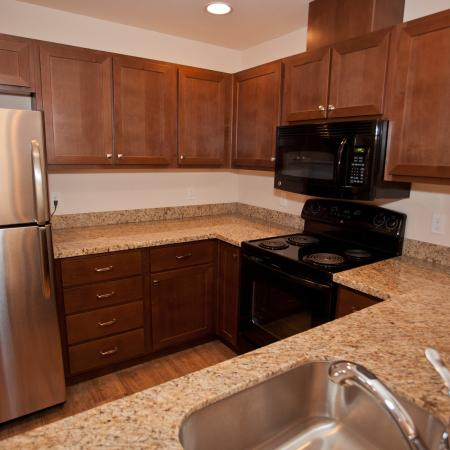 Apartments for Rent Tacoma WA | Kitchen