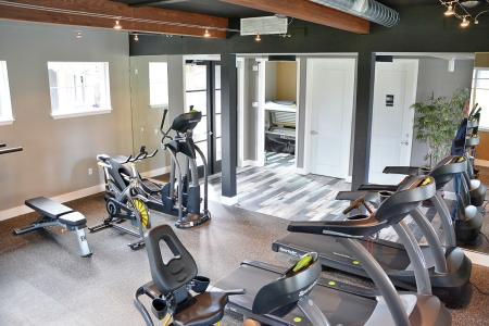 On-site Fitness Center | Fife WA Apartments For Rent | Port Landing at Fife