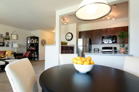 Spacious Dining Room | Apartment in Fife, WA | Port Landing at Fife