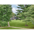 Kingwood Court Apartments Newark Ohio wide lawn with shade trees