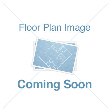 Floor plan image of 3 bedroom apartment home at Battlefield Park