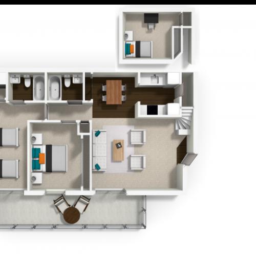 La Salle Apartments