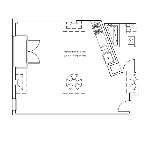 Cosmo Lofts