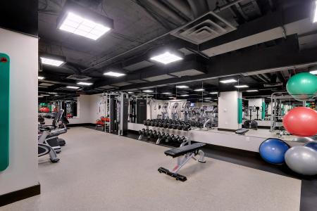 State-of-the-Art Fitness Center   ValleyBloom