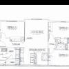 2D Floor Plan image 1 for the Brookside- 2nd Floor Floor Plan of Property Brookside Court