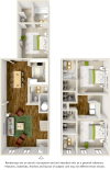 3 Bedroom 3 Bath