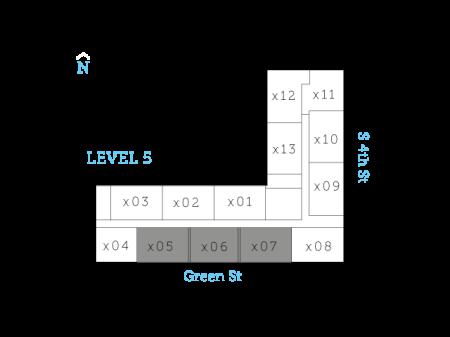 4x2 Terrace