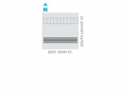 4x2.5 Townhouse A