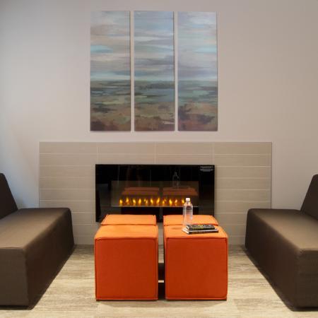fireplace, ISU