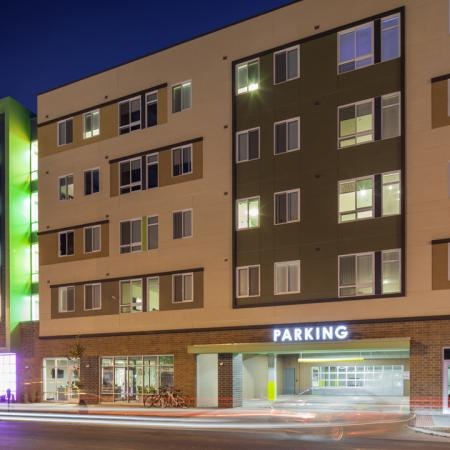 parking, Apartments, SIU