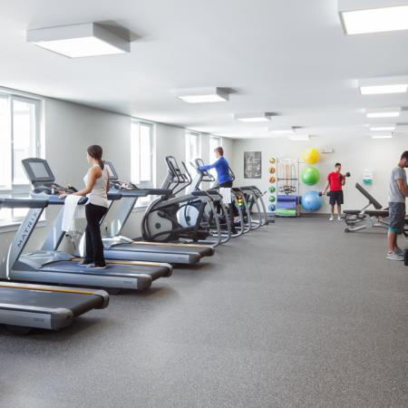 Work Out Center, Fitness Center, Weight Machines