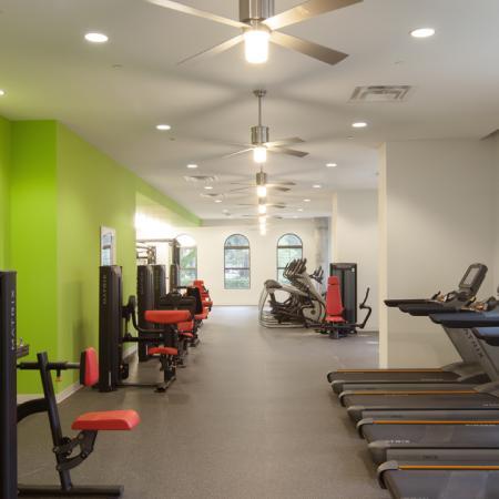 Work Out Center, elliptical, treadmill