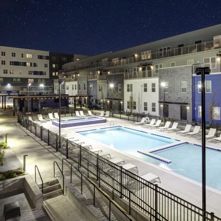 apartments, Champaign, social, lounge