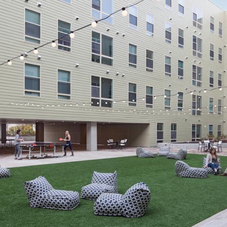 NU, student housing