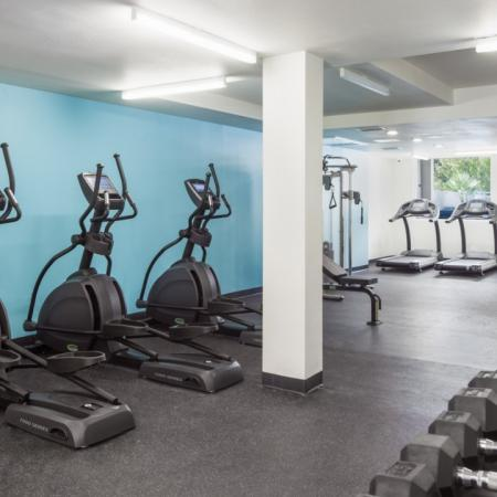 elliptical, treadmill