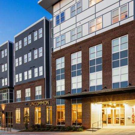 Dougherty, Lumpkin, Retail space, Student Apartments