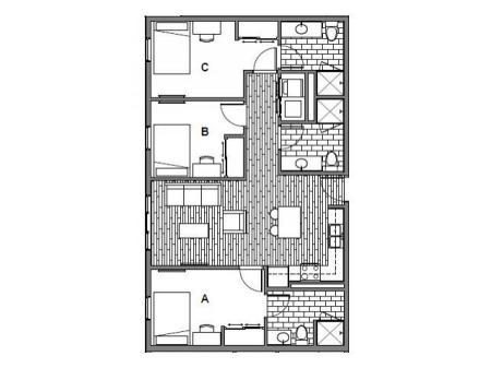 3 x 3 Terrace