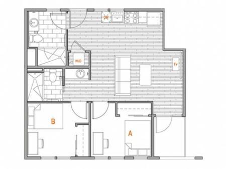 2 x 2 Terrace