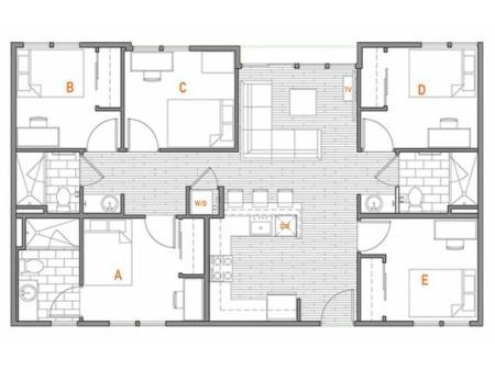 5 x 3 Master Terrace