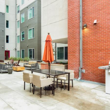 Resident BBQ | Apartments In Fort Collins Near Csu | Uncommon Fort Collins
