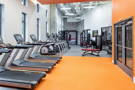 24 Hour Fitness Center | Fort Collins Colorado Apartments | Uncommon Fort Collins