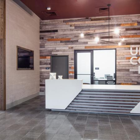 Interior Lobby | Csu Off Campus Housing | Uncommon Fort Collins
