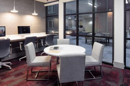 Resident Business Center | Apartments Near Csu | Uncommon Fort Collins