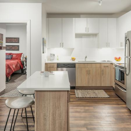 Modern Kitchen | Apartments Near Csu | Uncommon Fort Collins