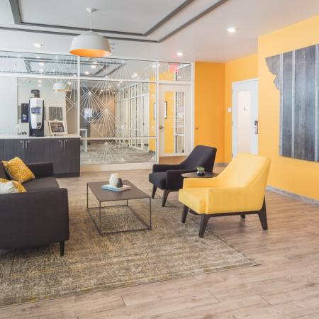 Welcoming Office Staff | Studio Apartments Columbia Mo | Rise on 9th