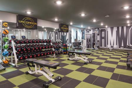 State-of-the-Art Fitness Center | Campus Walk Apartments Oxford Ms | Uncommon Oxford